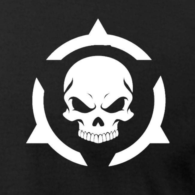 american infidel invictus logo 2015 whit.