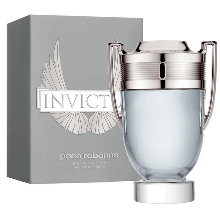 Paco Rabanne Invictus 50ml Eau De Toilette Spray.