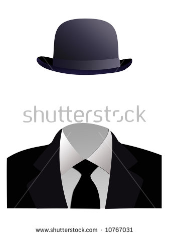 Invisible Man Stock Images, Royalty.