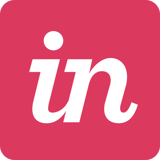 Invision Logo transparent PNG.
