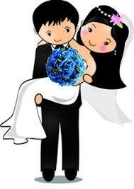 Resultado de imagen de novios para invitaciones de boda.