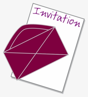 Free Invitation Clip Art with No Background.