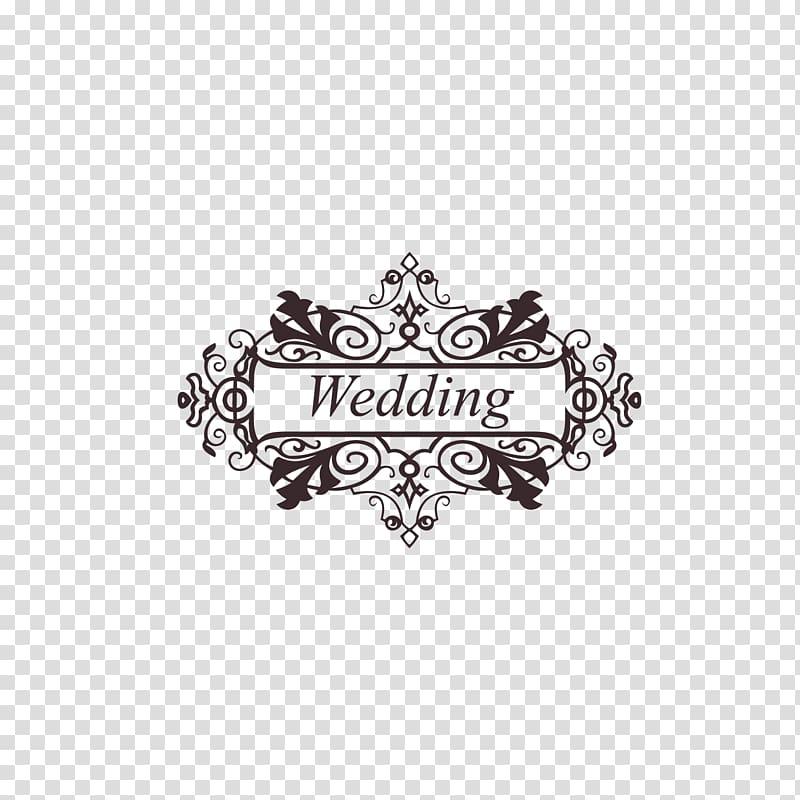 Wedding logo, Wedding invitation Ornament , wedding.