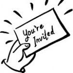 Clip Art Invitations.