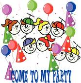 Party invite Clipart EPS Images. 10,576 party invite clip art.