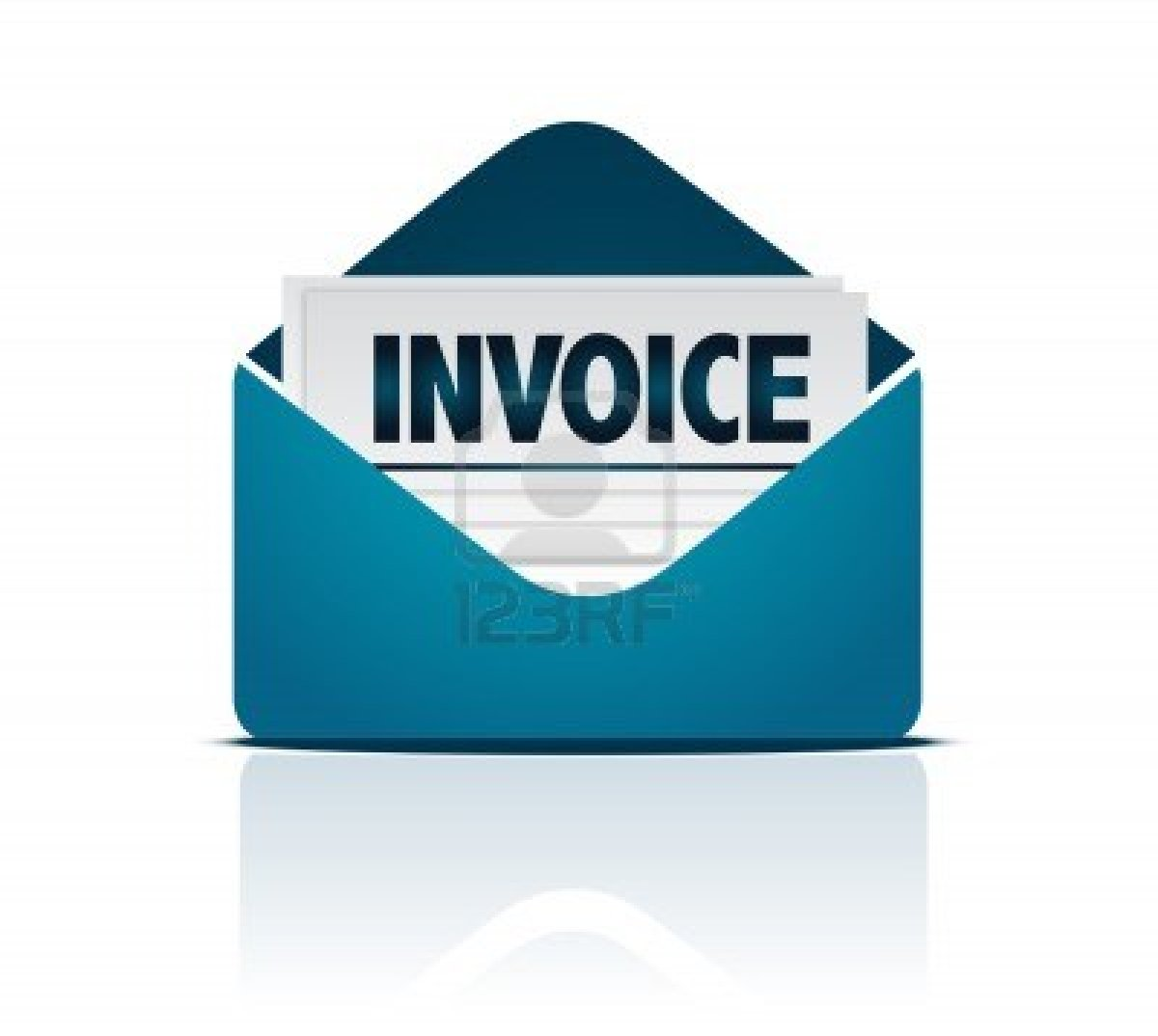Invoice Payment Clipart.