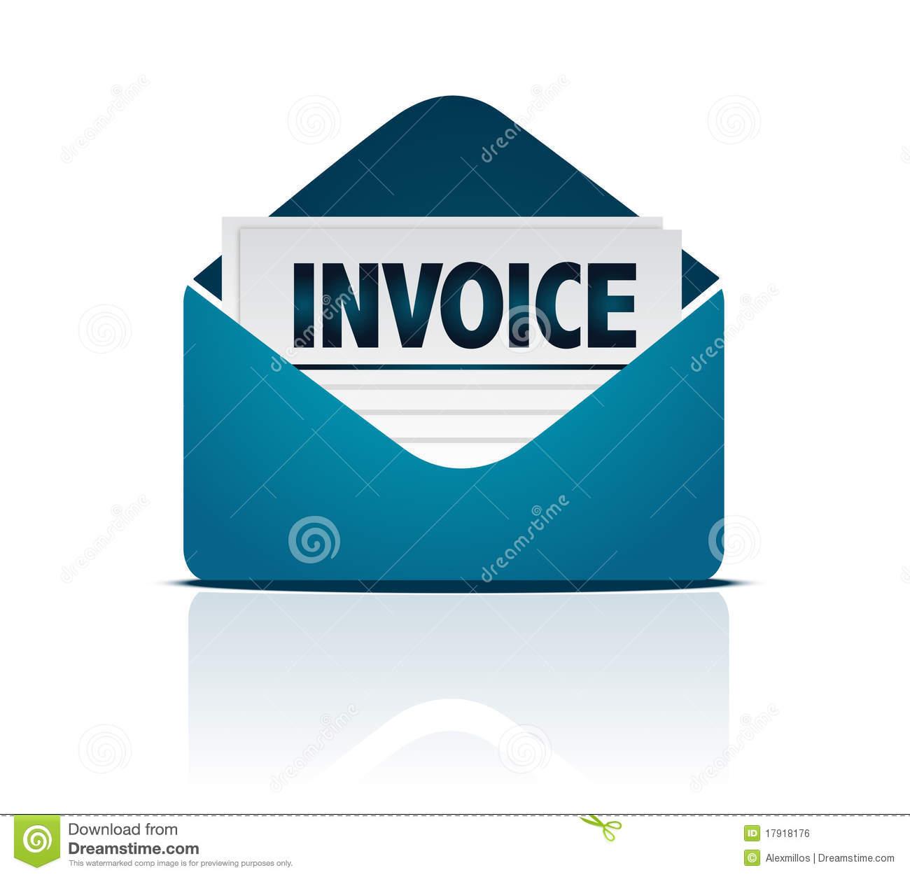 Invoice Stock Illustrations.