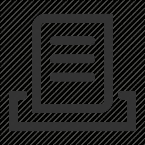 Invoice Icon clipart.
