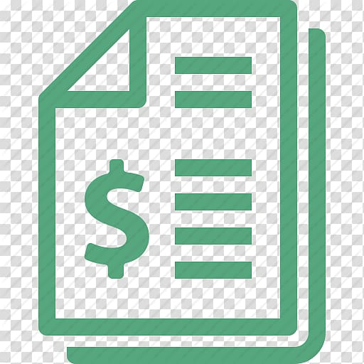 Green dollar sign logo, Invoice Computer Icons Payment.