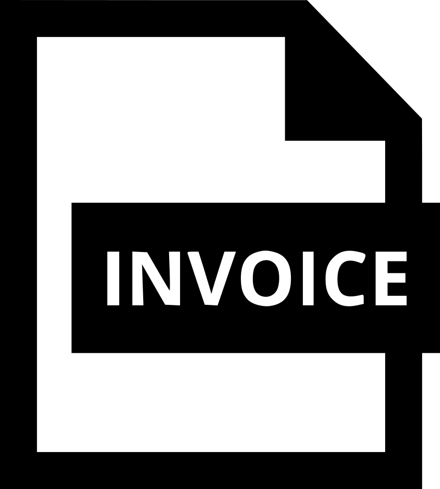 Invoice Svg Png Icon Free Download (#461192).