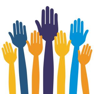 Volunteering clipart involvement, Volunteering involvement.