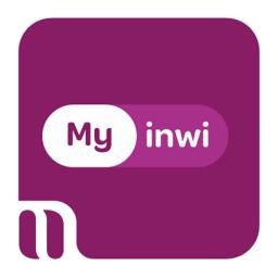 My inwi App Ranking and Store Data.