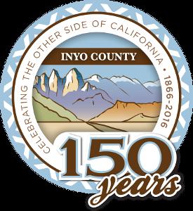 Inyo County, California.