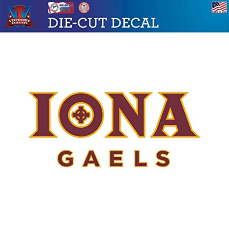 Amazon.com : Victory Tailgate Iona College Gaels Die.