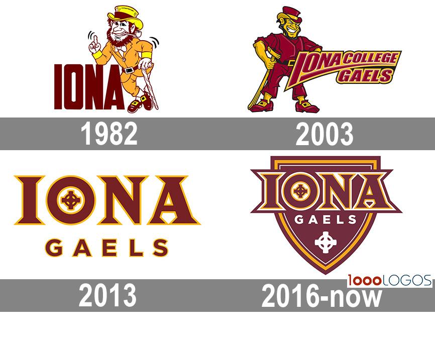 Iona Gaels Logo.
