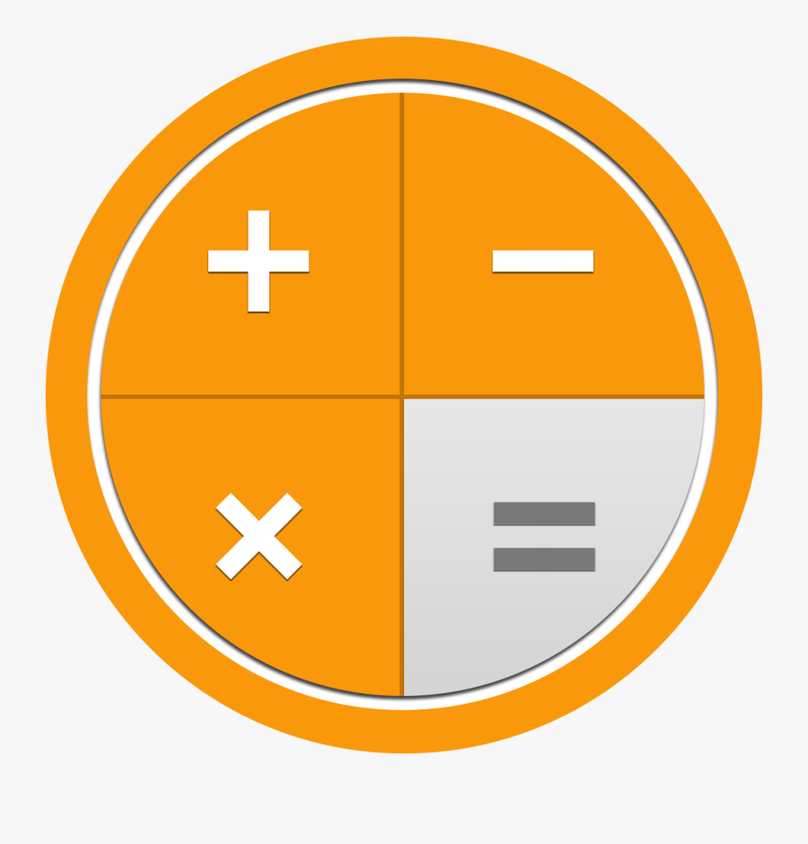 Ios 12 Calculator Icon , Free Transparent Clipart.