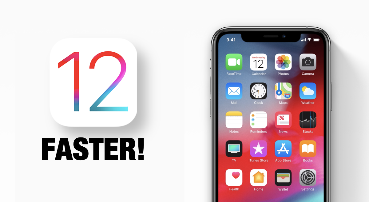How to Make iPhone, iPad Instantly Faster on iOS 12.