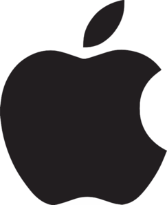 Apple ios clipart.