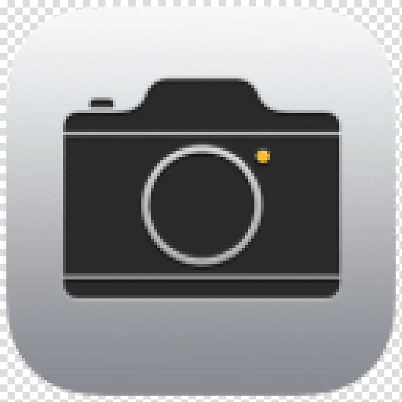 IOS 7 Camera iPad iPhone, cameras transparent background PNG.