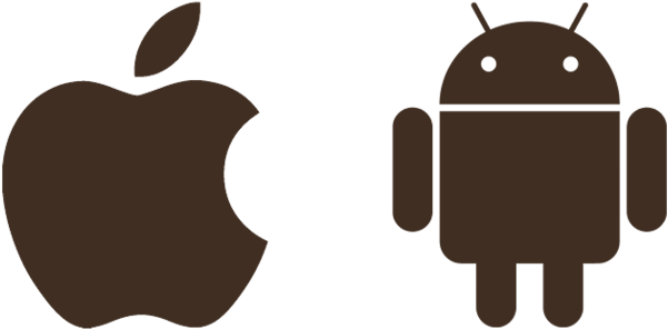 HD Android And Ios Icon Png , Free Unlimited Download #1528402.