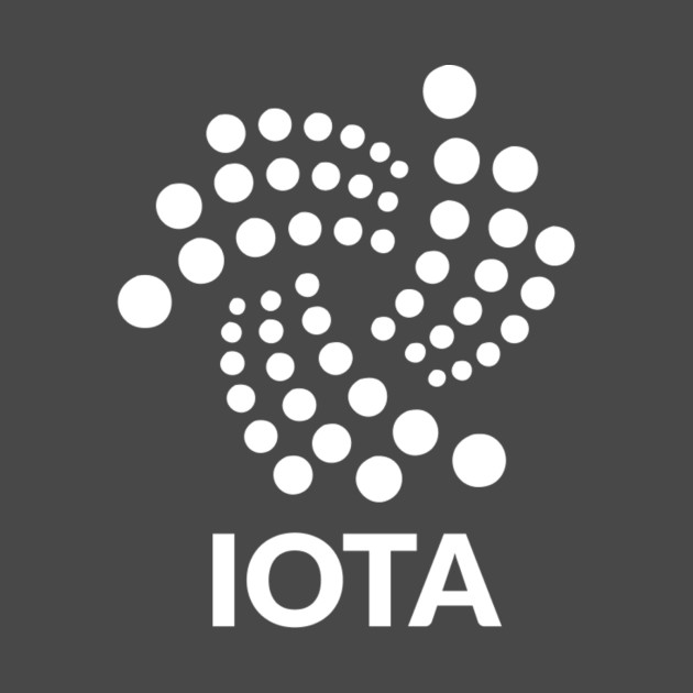 IOTA Logo 2 by cryptographtees.