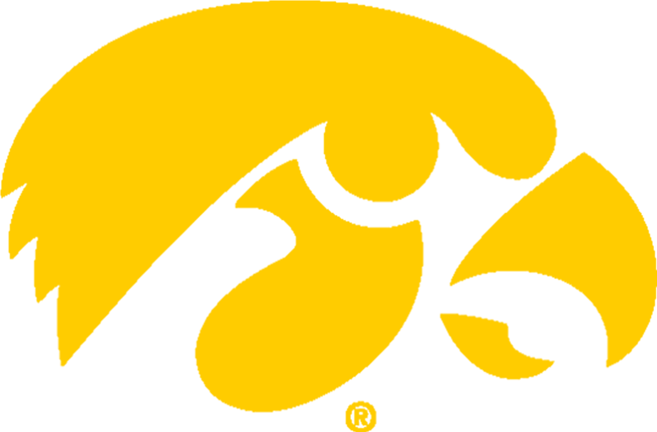 HD Iowa Basketball Clipart.