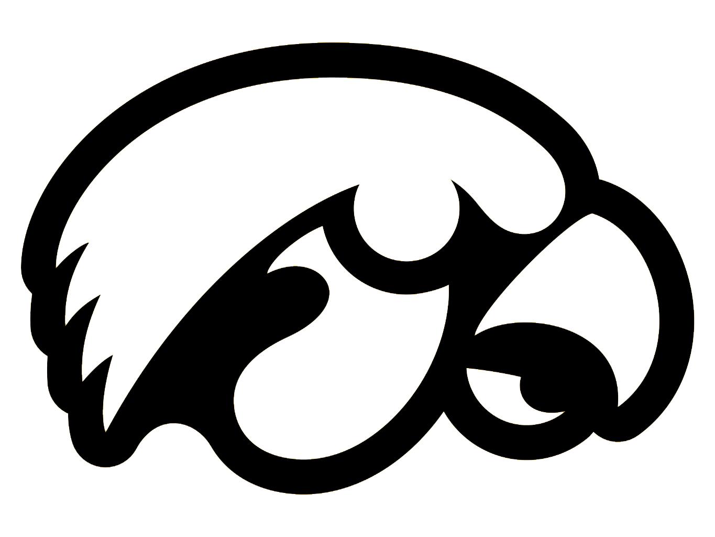 Iowa Hawkeye Mascot Clipart Clipground
