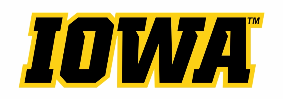 Iowa Hawkeye Logo Png Free PNG Images & Clipart Download #553326.
