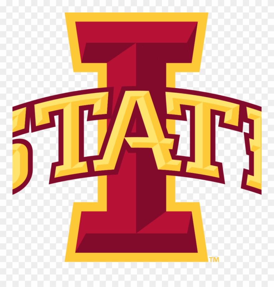 Iowa State Logo Png Clipart (#1042069).