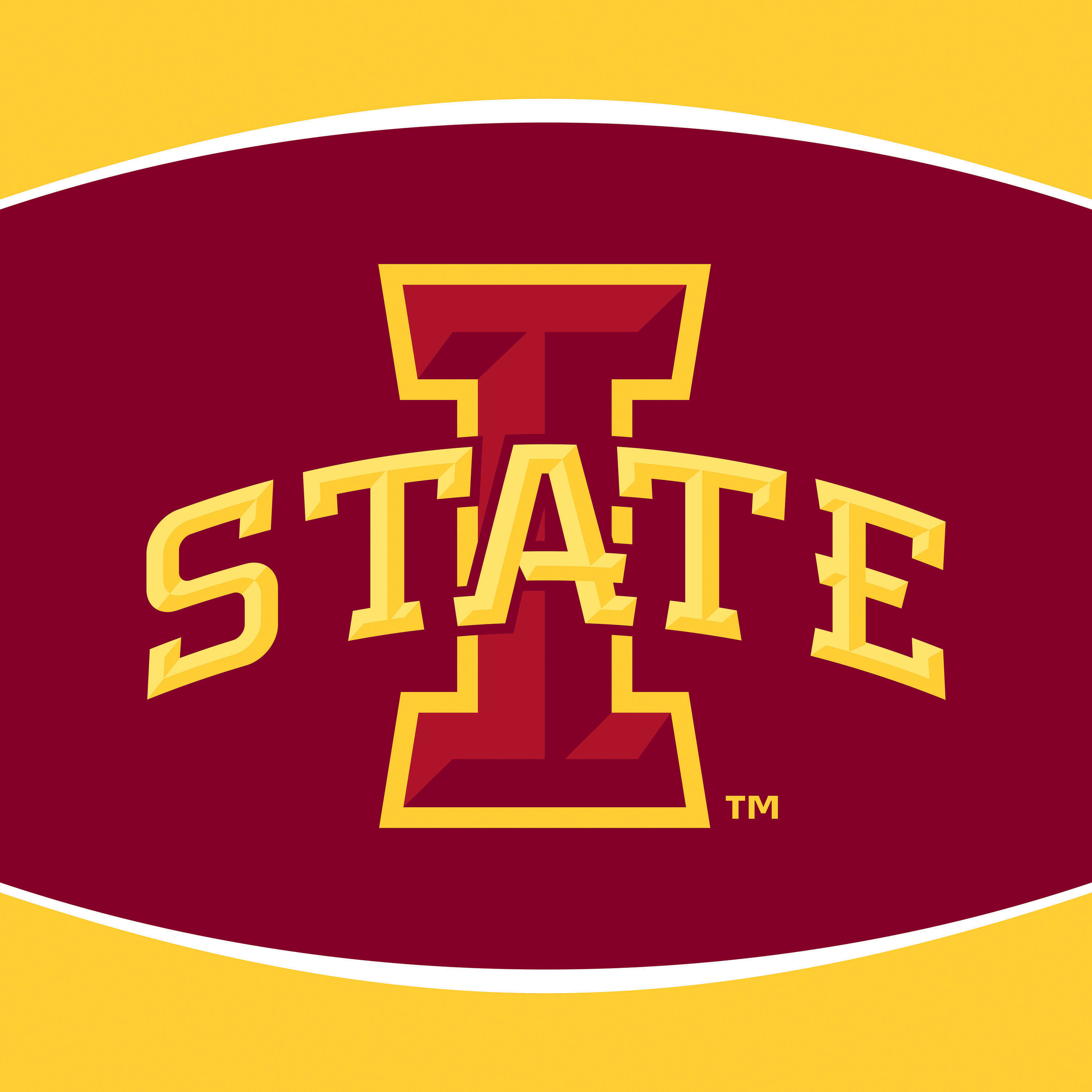 Iowa State Cyclones: Logo.