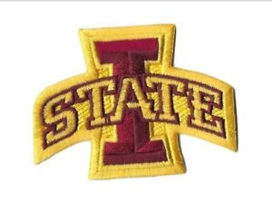 Details about Iowa State Cyclones Logo Iron On Embroidered 3\