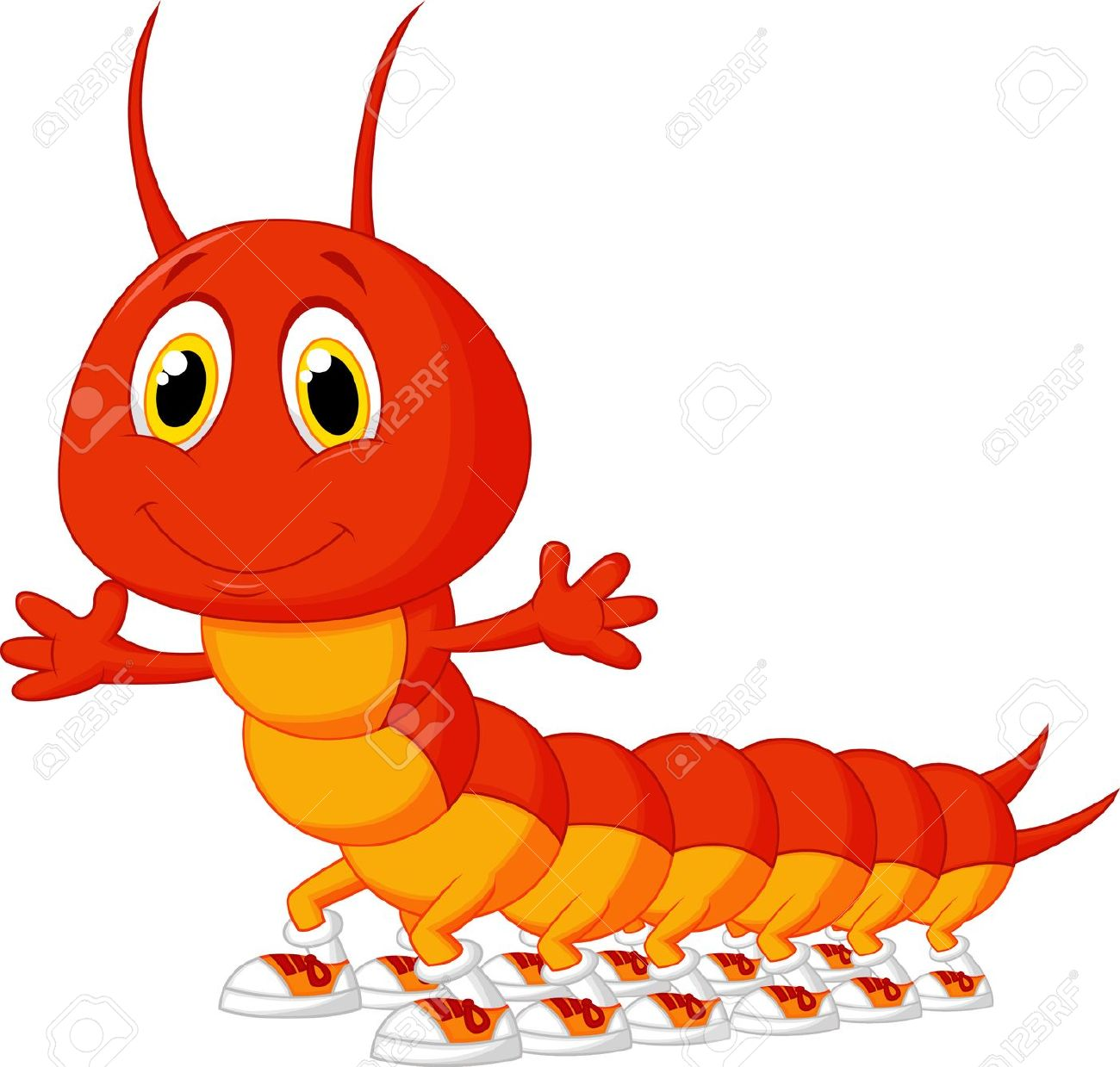 5,871 Caterpillar Stock Vector Illustration And Royalty Free.
