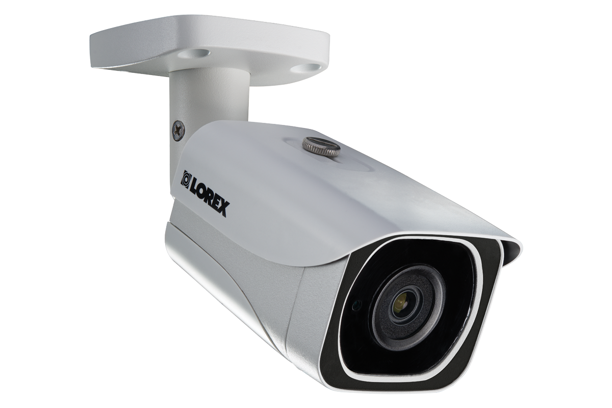 4K Ultra HD IP NVR System with 16 Outdoor 4K 8MP IP Cameras, 130FT Night  Vision.