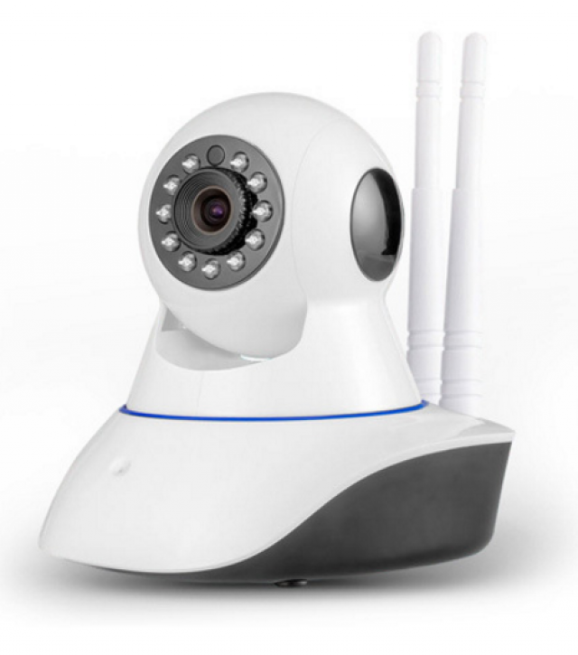 P2P 720P 1.0MP WIFI IP Camera G90.