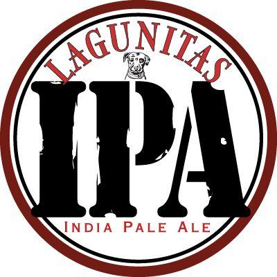 Lagunitas IPA.