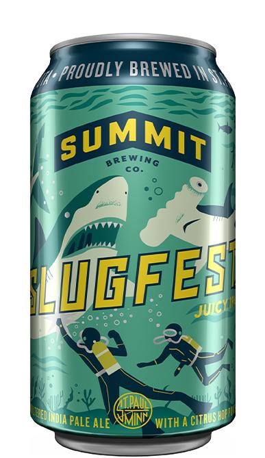 Summit Brewing Company.