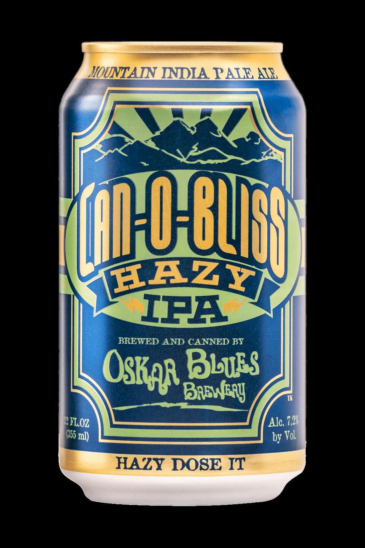 Oskar Blues Brewery.