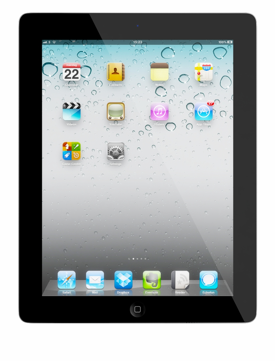 Tablette Ipad Png.