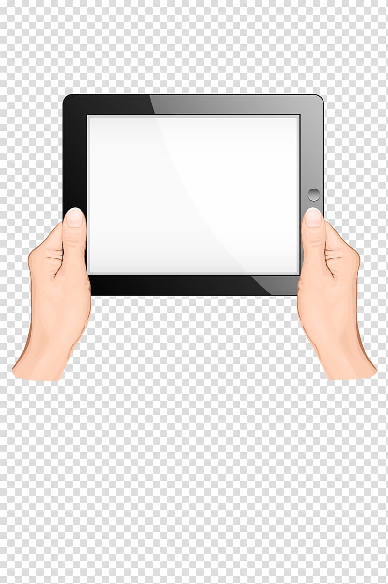Black iPad illustration, iPad 3 iPad mini Adobe Illustrator.