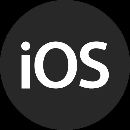 Apple, ios, ipad, ipod icon.