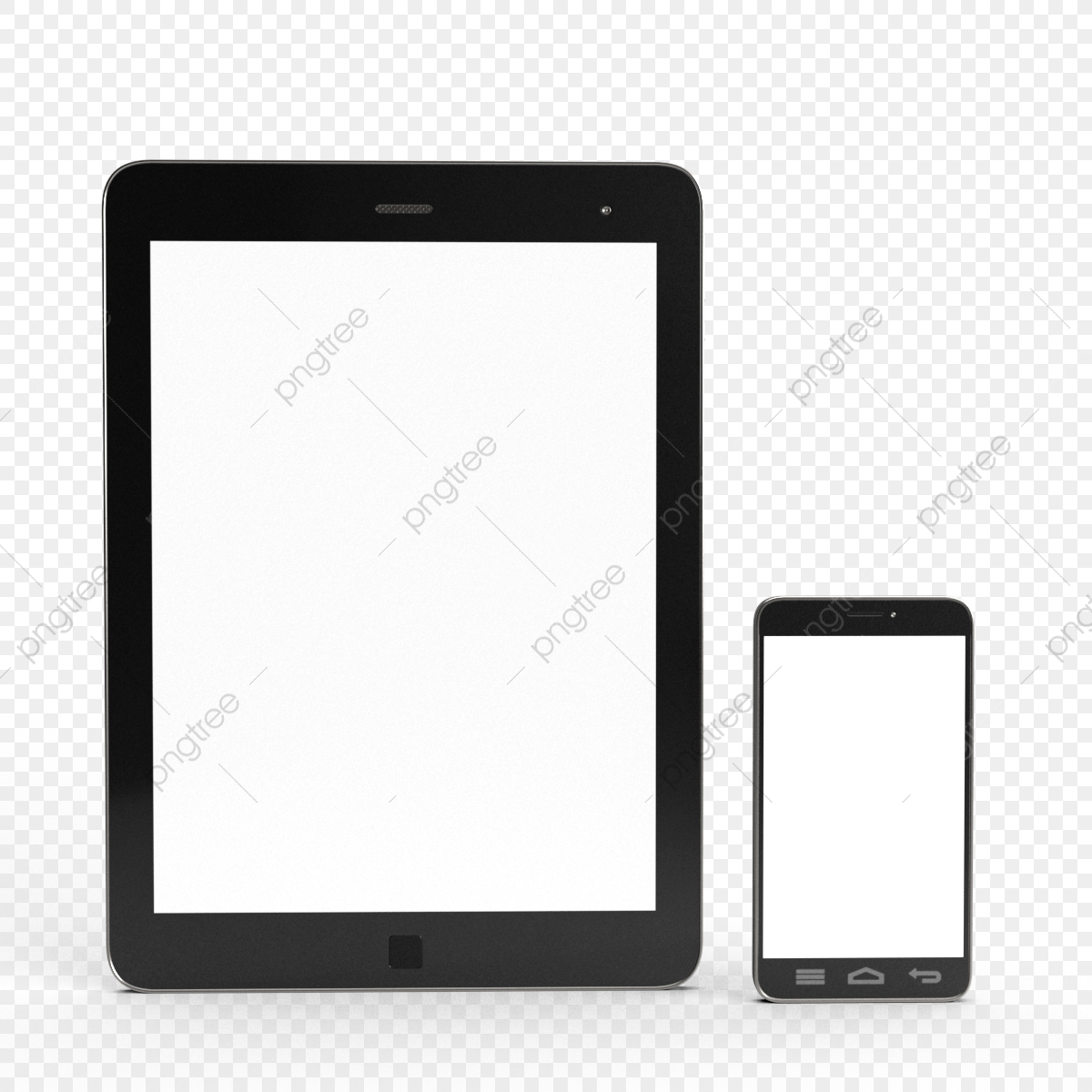 Black Tablet, Tablet, White, Ipad PNG Transparent Clipart Image and.