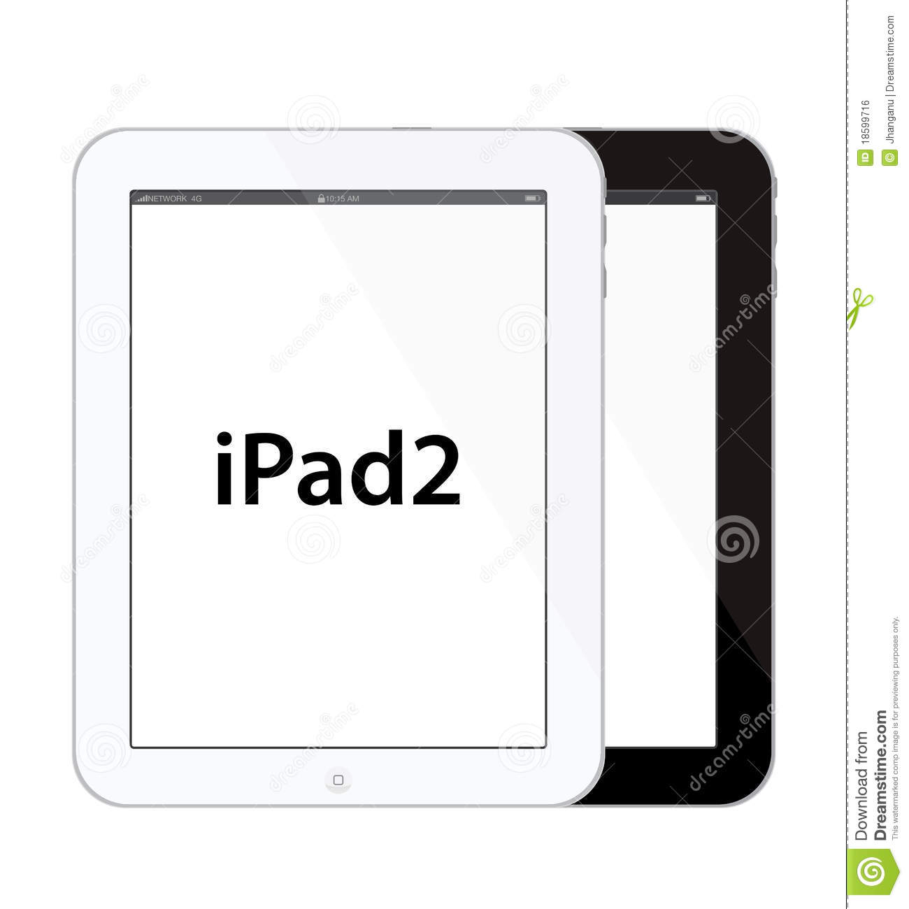 New Apple IPad 2.