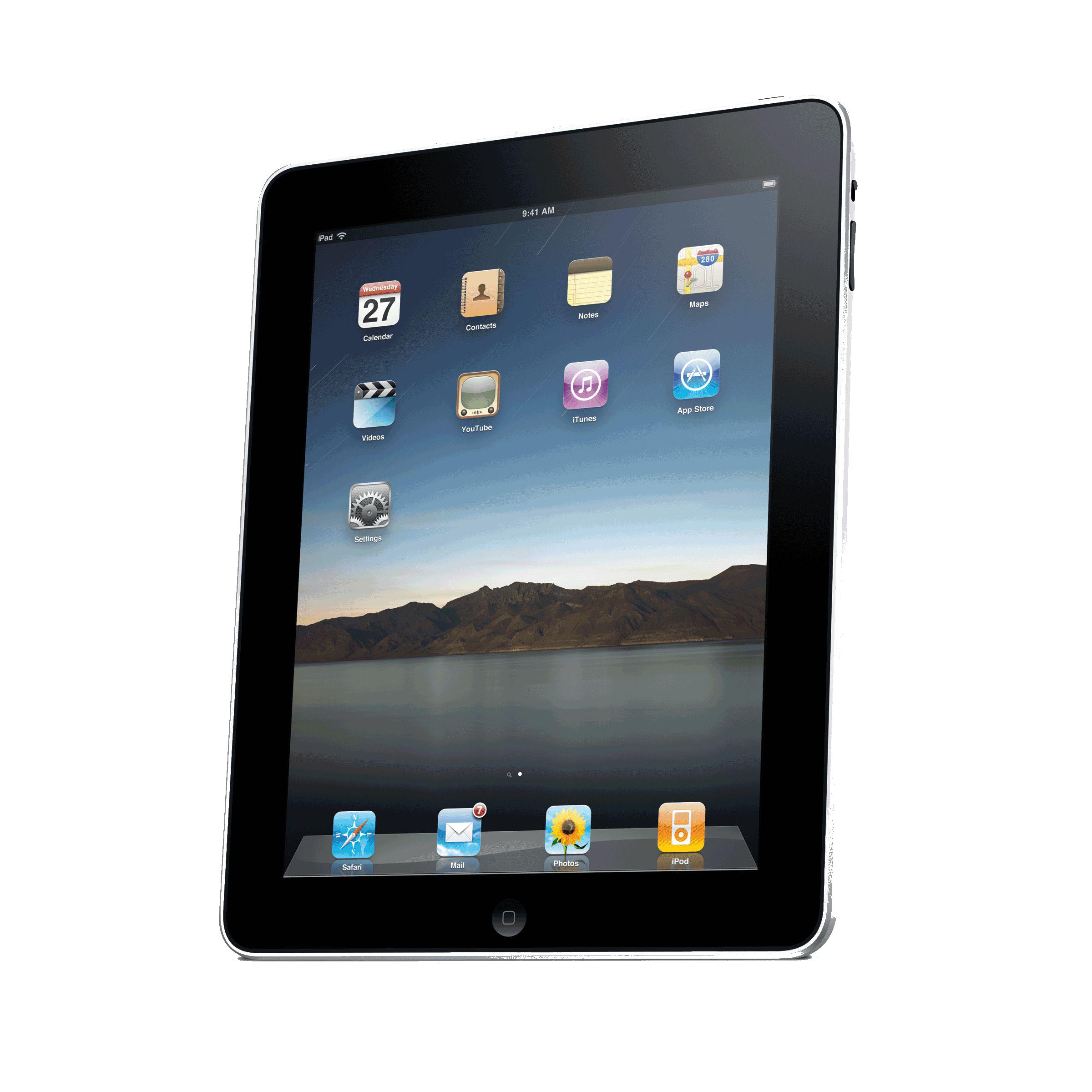 IPad Tablet PNG Clipart.