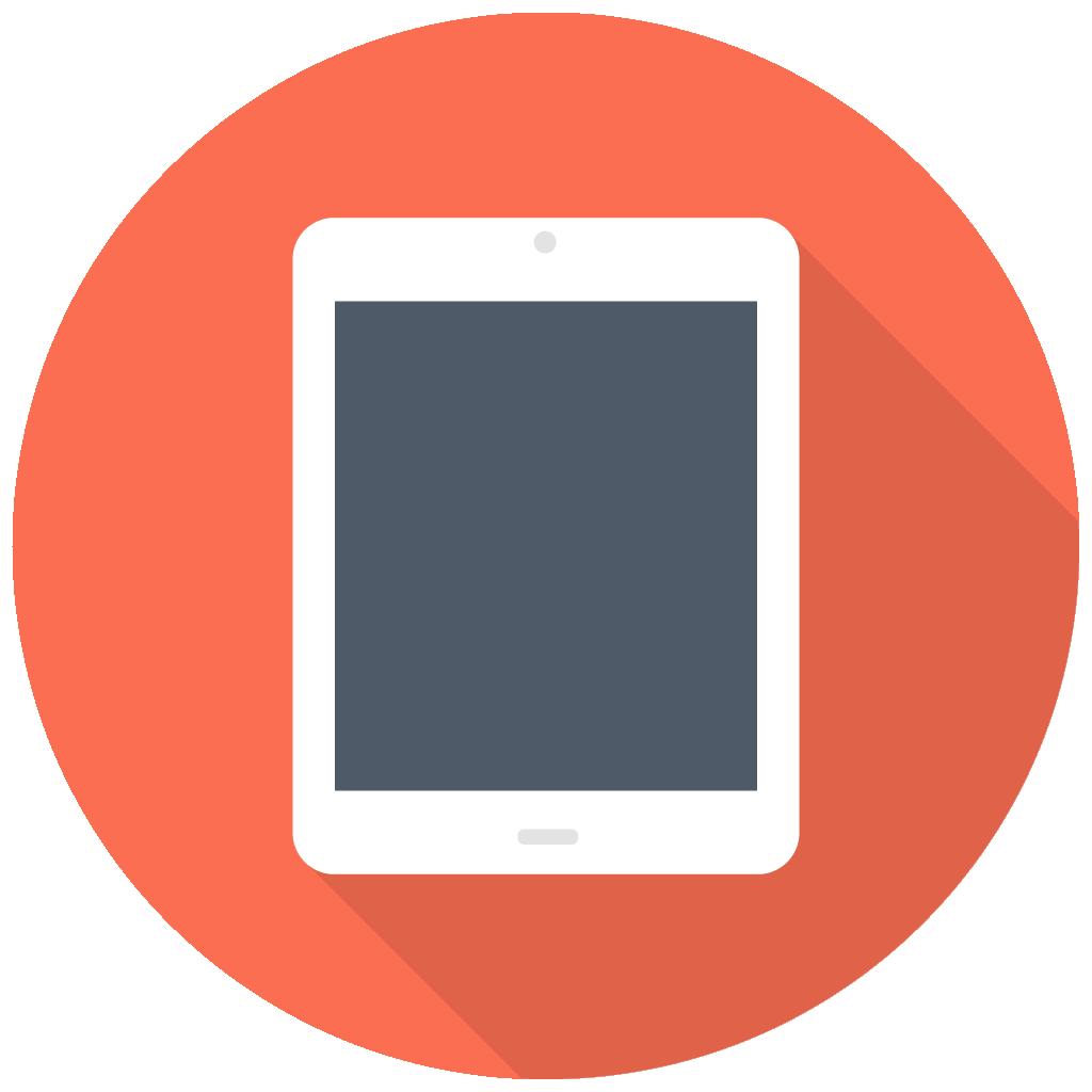 iPad Icon.