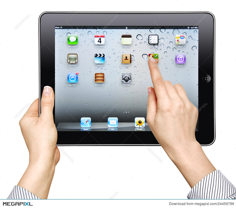Ipad Clipart Images.