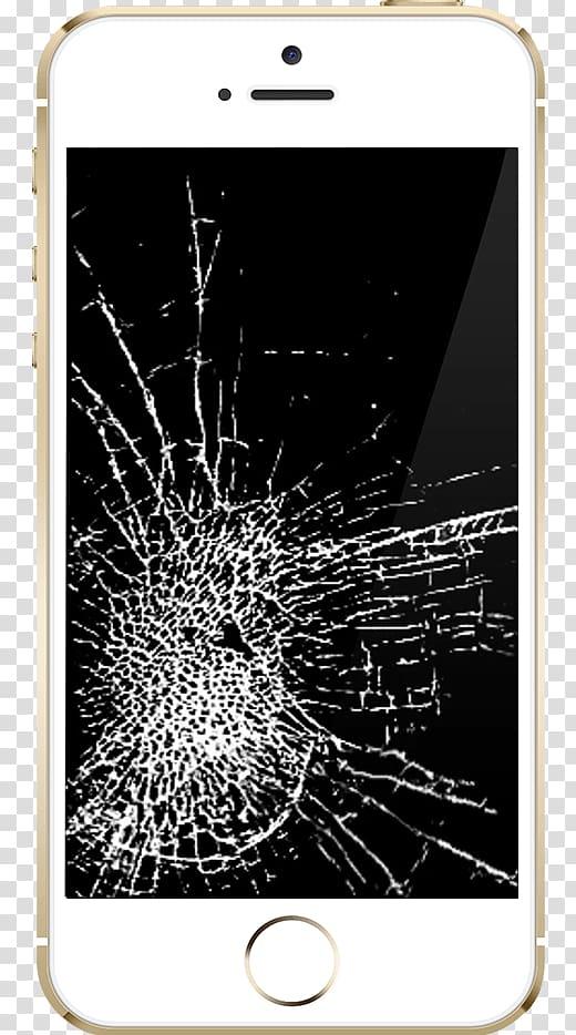 IPhone 5 Computer Apple Smartphone Touchscreen, broken ipad.