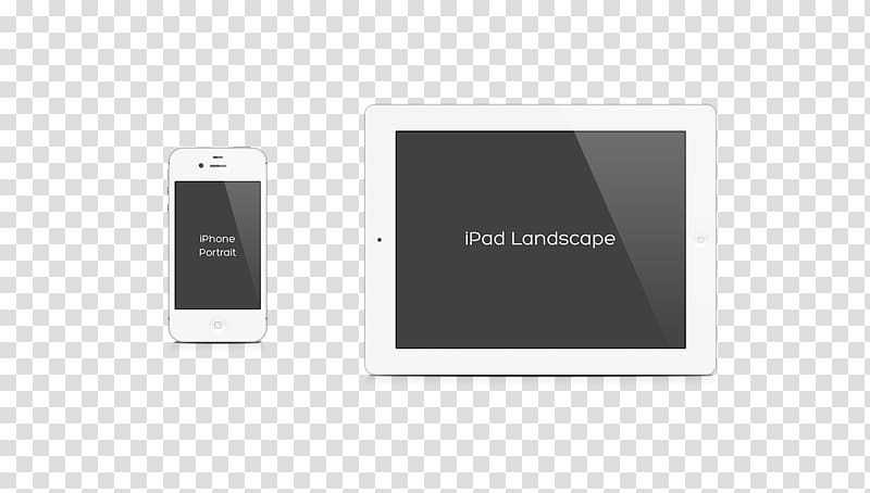 Brand Pattern, Iphone apple ipad transparent background PNG.