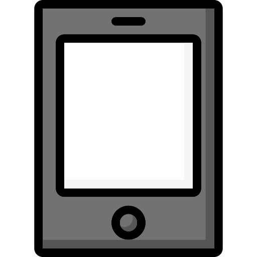 Tablet Ipad PNG Icon (37).