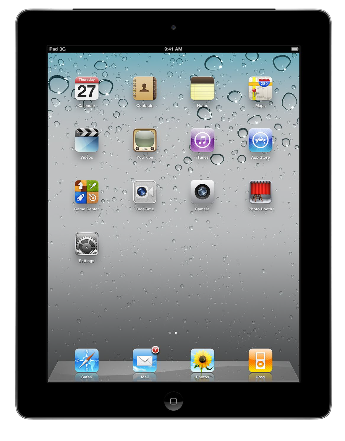 Download Ipad Tablet File HQ PNG Image.