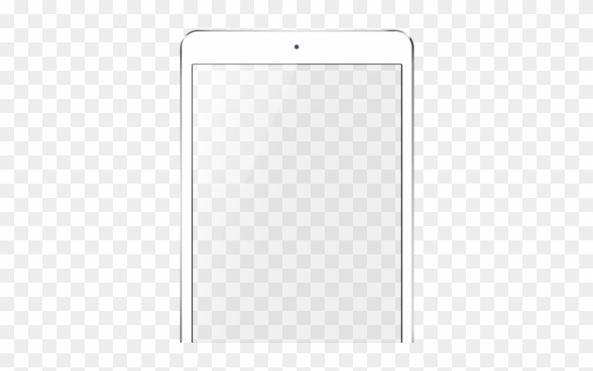 White Ipad Png.